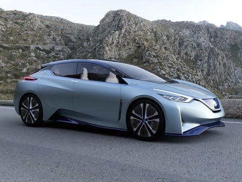Nissan IDS Concept – inovația care excită